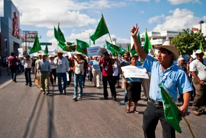 227 activistes de l'environnement assassinés en 2020, un record (Élisabeth Schneiter / Reporterre)