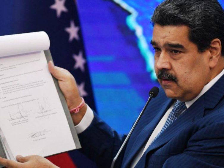 Venezuela : reprise du dialogue entre le pouvoir et l'opposition (France 24 / Nodal)