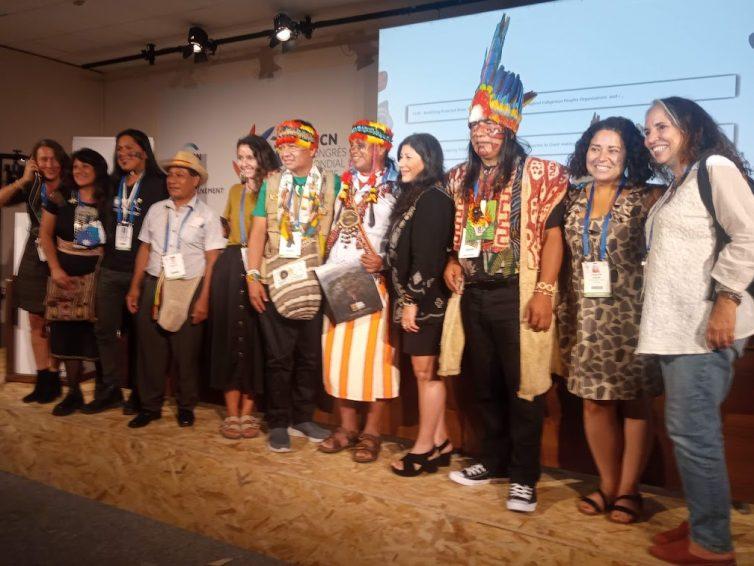 Congrès mondial de la nature : la place des peuples autochtones (revue de presse)