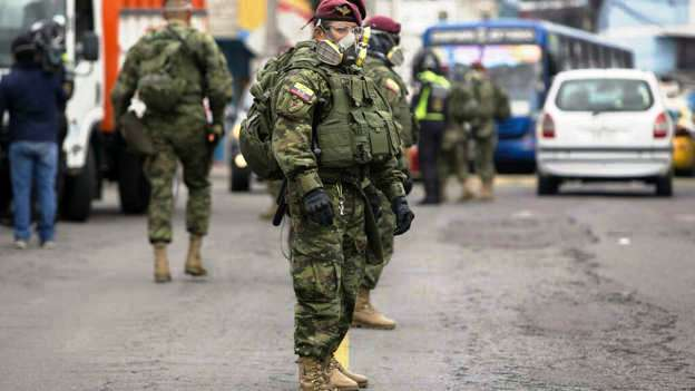 Équateur : déclaration de l'état d'exception et visite du secrétaire d'État étasunien, Antony Blinken (revue de presse)