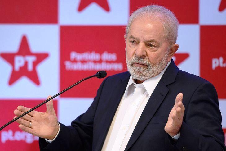 Brésil : Luiz Inacio Lula da Silva soigne son retour (William Gazeau / La Croix)