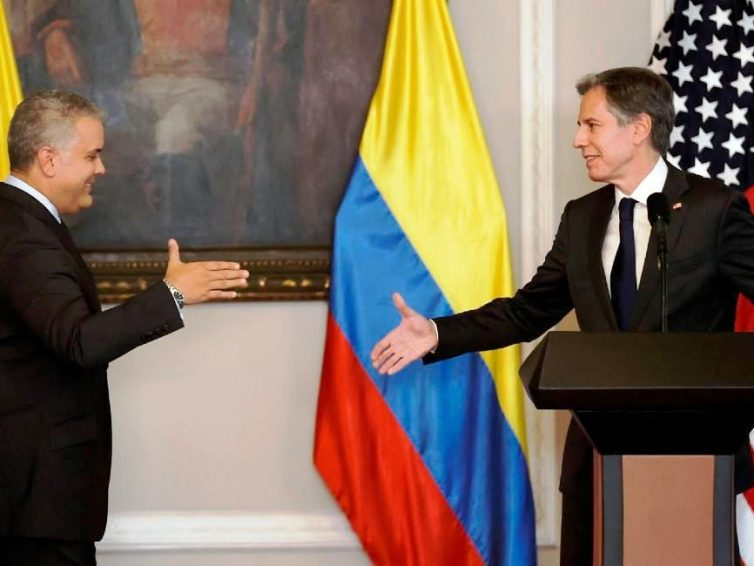 Tournée en Amérique latine du secrétaire d'État étasunien, Antony Blinken (revue de presse)
